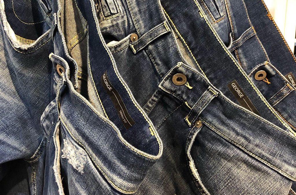Nytt jeansmärke